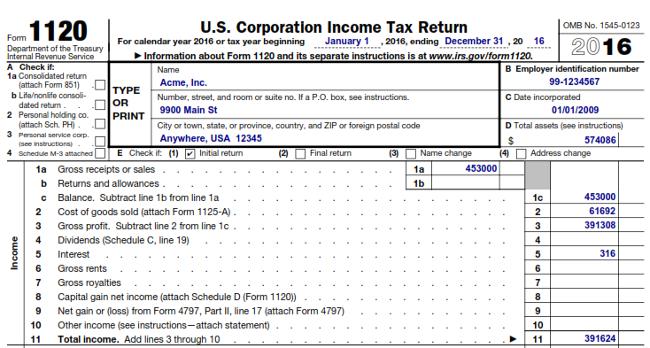Let's Talk Tax Returns | Emily Caryl Ingram