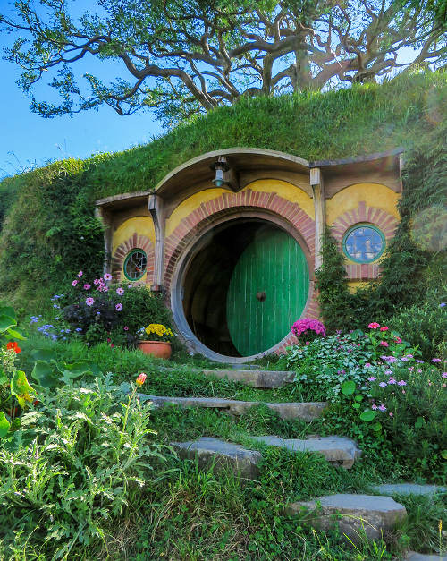 Bilbo Baggins' Hobbit House