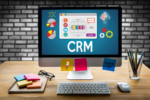 Example of a Customer Relationship Management (CRM) Database